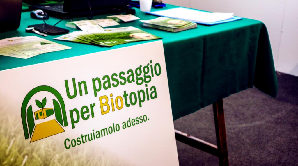 Pannello Un passaggio per Biotopia